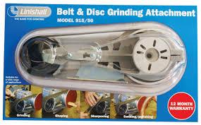 50x915 belt u0026 disc linisher bench grinder attachment euromarc