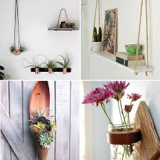 hang picture 24 ways to hang plants on the wall andrea s notebook