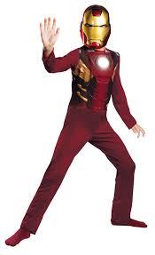 Avengers Halloween Costume Buy Iron Man Avengers Mark 7 Basic Costume Boys Halloween Costumes