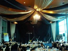 Celing Drapes Weddings Special Occasions Wa