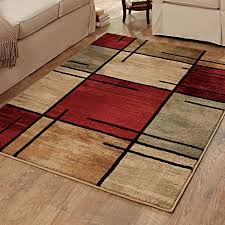 Area Rug Pictures Better Homes And Gardens Spice Grid Area Rug Walmart