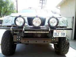 nissan frontier hid headlights off road light wiring question nissan titan forum