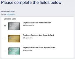 Business Platinum Card Amex Can I Add Employee Gold Cards To My Business Platinum