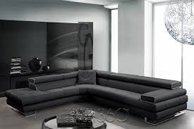 Italian Sectional Sofas by Avenue Italian Leather Sectional Sofa By Gamma International