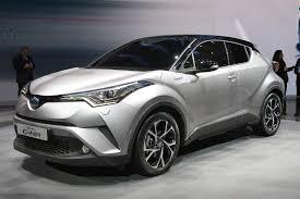 toyota new toyota c hr hybrid 2016 geneva motor show toyota pinterest