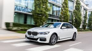 2016 bmw 7 series 730d xdrive m sport saloon uk spec front