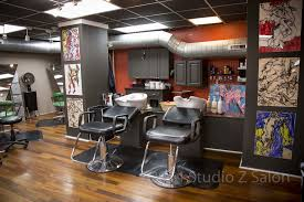 studio z hair salon