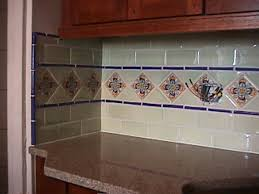 Mexican Tile Backsplash House Style Interior Pinterest - Mexican backsplash tiles