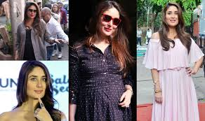 hairstyles for giving birth kareena kapoor khan steps out for a new haircut and looks nothing