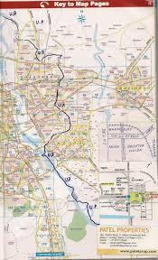 Greater Noida Metro Map by Patel Propmart Pvt Ltd Maps