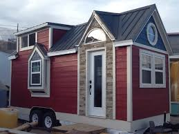 tiny house build 1st tiny house build finished exterior traditional granny flat