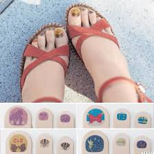 pre painted toenail tights are the latest fashion craze out of japan