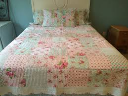 bedroom simply shabby chic blanket target shabby chic bedding