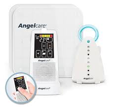 amazon com angelcare movement and sound monitor deluxe plus