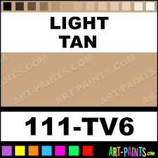 light tan water soluble body face paints 111 tv6 light tan