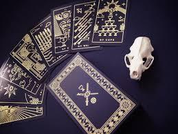 golden thread tarot deck tarot decks tarot and paganism