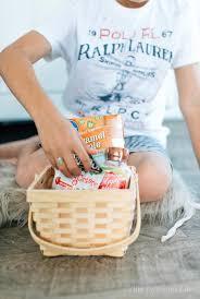 Teacher Gift Basket Apple Themed Teacher Gift For Back To Fun