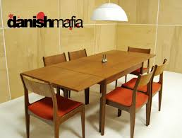danish modern dining table and chairs with inspiration design 5880