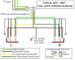 85 chevy truck wiring diagram typical wiring schematic diagram