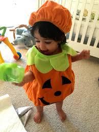 Pumpkin Halloween Costume Blog Leila Rahmanian