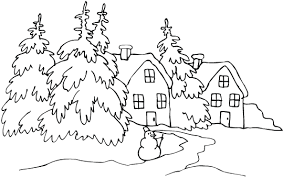printable nature coloring pages coloring