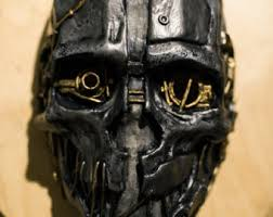 Payday Halloween Costume Inspired Sokol Payday 2 Payday Heist Mask Game Halloween