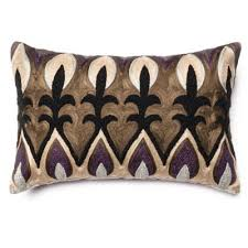 Buy Brown and Black Decorative Pillows from Bed Bath & Beyond