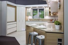 must haves for a small kitchen the kitchen design centre drawers inside the pantry make food items more accessible but also mean you can store more in the space by having the drawers closer together than you can