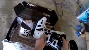 o neal motocross boots o u0027neal rdx review youtube