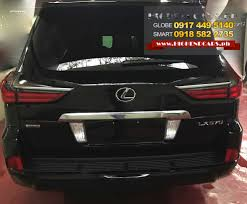 lexus philippines facebook 2017 lexus 570 new look bulletproof highendcars ph
