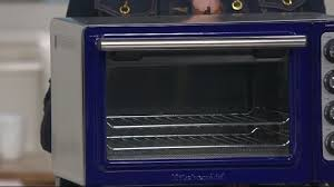 Kitchen Aid Toaster Ovens Kitchenaid Countertop Convection Oven With Pizza Pan Page 1