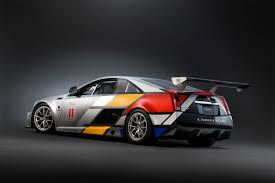 2011 cadillac cts v coupe race car auto cars concept