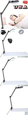 led lighted desk magnifying l loupes and magnifiers 34084 brandt 5 diopter magnifying 7 led l