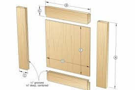 Building A Cabinet Door by Simple Frame And Panel Doors In 30 Minutes Wood Magazine