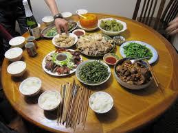 cuisine chinoise traditionnelle chifan 吃饭 manger en chine jardin de chine