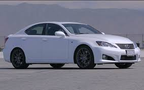 lexus isf next generation feature flick the lexus is f is the harbinger of things to come
