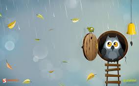 cute fall wallpaper backgrounds free owl wallpaper for desktop wallpapersafari