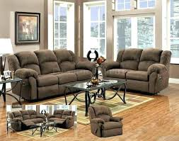 Brown Leather Recliner Sofa Set Sofa Sets For Sale Happyhippy Co