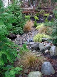 116 best dry creek beds and rock gardens images on pinterest