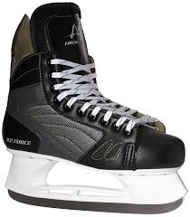 amazon com american athletic shoe men u0027s ice force hockey skates