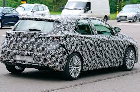 2018 toyota auris spy photo hybrid release price news rumors