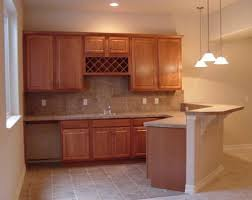 kitchen bar cabinet ideas furniture basement wet bar cabinets with tile flooring and