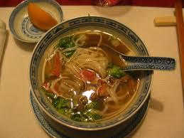 la cuisine vietnamienne pho ou soupe de boeuf jeanotte et jifoutou