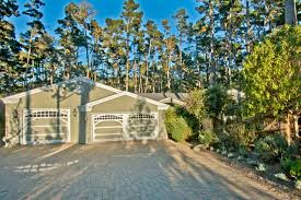pebble beach golf course ocean view real estate opportunities