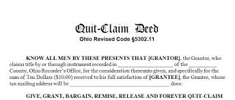 quick claim deed form picture of wisconsin quitclaim deed