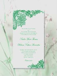 green wedding invitations emerald green wedding invitations weddinginvite us