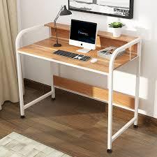 Simple Modern Desk Simple Modern Desktop Home Office Computer Desk Laptop Table