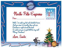 9 best santa letters images on pinterest christmas letters free