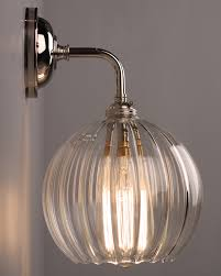 ava bathroom pendant light fluted glass period contemporary