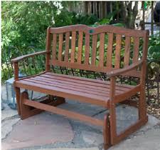Porch Chair Porch Glider Patio U0026 Garden Furniture Ebay